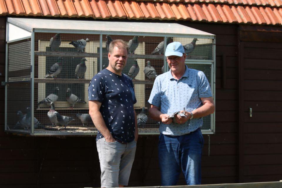 Comb. Tjipke en Auke Bosma, Buitenpost - Winnaars Jong Categorie 2 Fondspiegel 2019