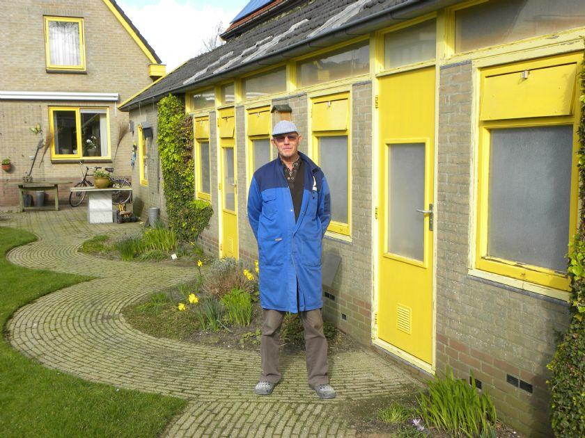Theo Onderwater, Lisse - Winnaar Categorie 1 Oud Fondspiegel 2019